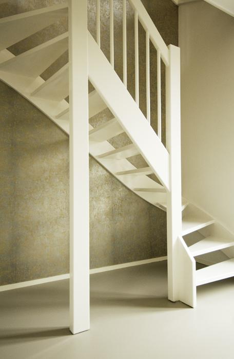 Delea design projecten - Interieur ontwerp trap ...